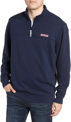 Vineyard Vines Collegiate Half Zip Pullover