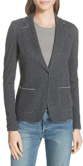 Majestic Filatures Cotton & Cashmere Blazer