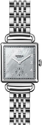 Shinola Women's Cass Bracelet Watch, 27mm