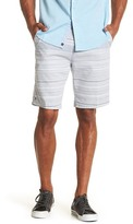 Micros Woven Stripe Walk Shorts
