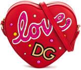 Dolce & Gabbana heart love shoulder bag