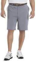 Reebok Golf PlayDry Continuous Comfort Flat-Front Shorts