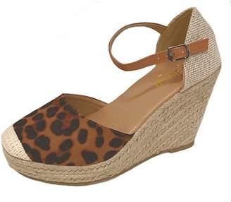 Refresh Women's Sandra-01 Wedge Sandal