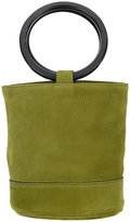 Simon Miller bucket tote - women - Suede - One Size