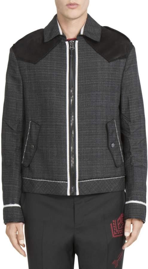 Lanvin Wool Short Jacket