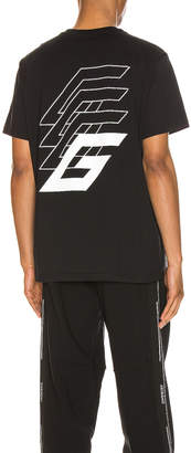 Givenchy Short Sleeve Tee in Black | FWRD