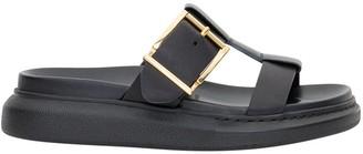Alexander McQueen Hybrid Sandals With Oversized Sole