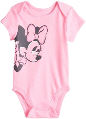 Disneyjumping Beans Disney's Minnie Mouse Baby Girl Bodysuit by Jumping Beans