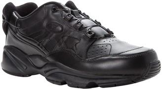 Propet Men's Leather Adjustable Walking Shoes