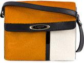 Lanvin mini Sac de Ville crossbody bag - women - Cotton/Calf Leather - One Size