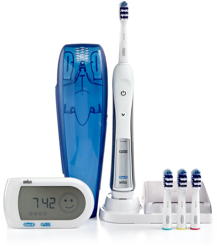 Oral-B PC5000 Toothbrush, Deep Sweep Triaction with SmartGuide