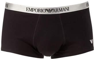 Emporio Armani Men's Solid Boxer Briefs