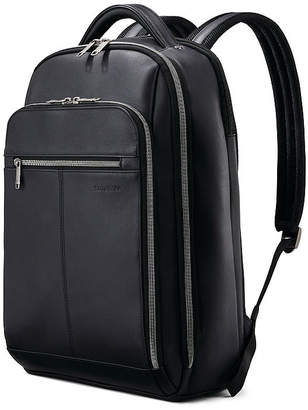 Samsonite Classic Business Leather Backpack