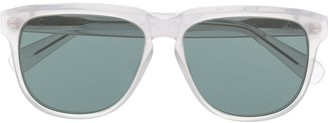 Brioni Wayfarer-Frame Sunglasses
