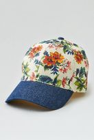 American Eagle Outfitters AE Floral Baseball Hat