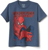 Gap Marvel© superhero graphic tee
