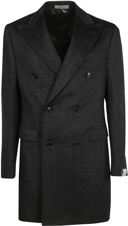 Corneliani Double Breasted Coat