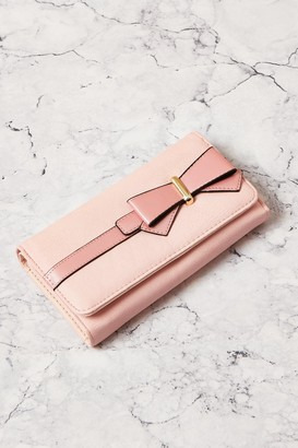 Pink Bow Purse