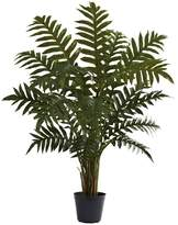 Nearly natural 3 1/2-ft. Potted Evergreen Plant