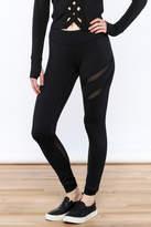 Titika Active Couture Mesh Cut Out Legging
