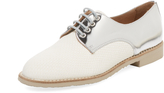 KMB Women's Madrid Lace-Up Oxford