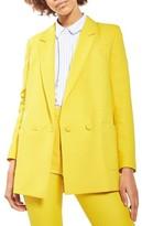 Topshop Women's Oversize Blazer