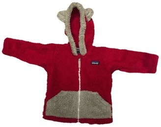 Patagonia Red Polyester Knitwear
