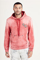 True Religion Washed Pullover Mens Hoodie