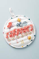 Anthropologie Embellished Farra Pot Holder