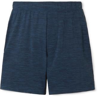 Lululemon Surge Melange Swift Shorts - Men - Blue