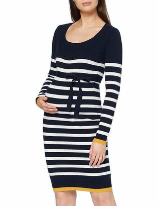 Mama Licious Mamalicious Women's MLKENNA Nell L/S Knit ABK Dress NF