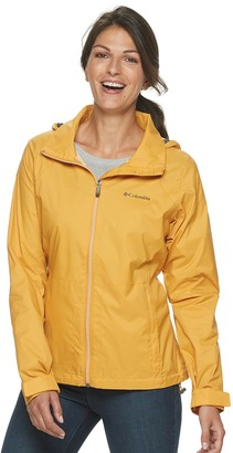 Columbia Women's Switchback III Hooded Packable Jacket