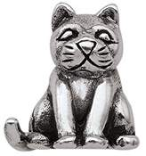 Persona PersonaGirl Sterling Silver Beads and Charms, Cute Kitten