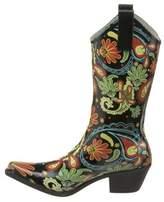 The Dressing Room Cowboy Rain Boots