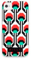 Milly Tech Accessories - Designer Tribal Print iPhone 5 Case