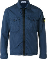 Stone Island shell jacket - men - Cotton/Polyamide - M