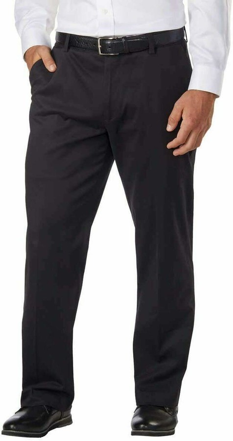 Thumbnail for your product : Greg Norman Men's Ultimate 5 Pocket Travel Pant (Black 36x34)