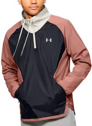 Under Armour Men's UA Stretch Woven Zip Jacket