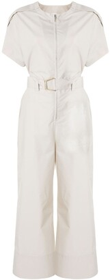 3.1 Phillip Lim Ss Back Cutout Jumpsuit