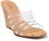 clear Abound Nova Wedge Sandal