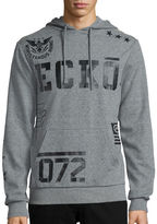 Ecko Unlimited Unltd. Long-Sleeve E-72 Unlimited Pullover Hoodie