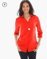 Chico's Silky Soft Relaxed Shirt
