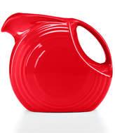 Fiesta Scarlet 67.75-oz. Large Disk Pitcher