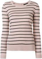 Steffen Schraut striped jumper - women - Nylon/Polyester/Viscose/Cashmere - 34