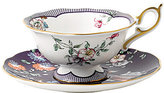 Wedgwood Wonderlust Oriental Jewel Teacup & Saucer Set