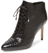 Alexandre Birman Textured High Teel Bootie