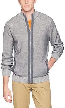 Robert Graham Men's Conboy Full Zip Sweater