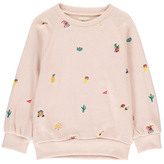 Bellerose Sale - Anima Embroidered Sweatshirt
