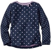 Girls Bow & Boatneck Tee