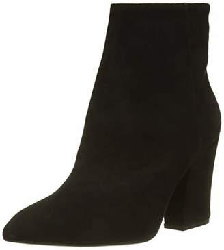 Karen Millen Fashions Limited Women's Block Heel Shoes Closed Toe, Black (Black 01), 3 (36 EU)